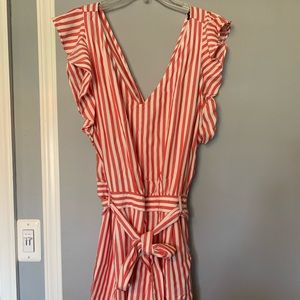 Loft one piece romper